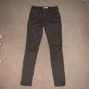 Pacsun Army Green Jeggings